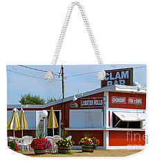 Clam Bar Weekender Tote Bag