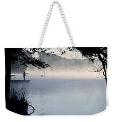 Calm Day Weekender Tote Bag
