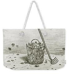 Clamming Weekender Tote Bag