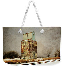 Clare Elevator Weekender Tote Bag by Julie Hamilton