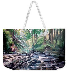 Clare Glens ,co Tipparay Ireland Weekender Tote Bag