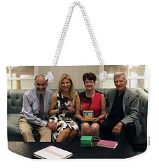 Claremont Reunion Weekender Tote Bag