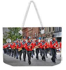 Clarinda Iowa Marching Band Weekender Tote Bag