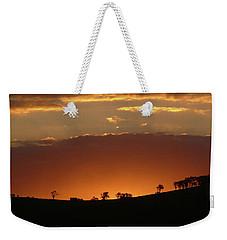 Clarkes Road II Weekender Tote Bag by Evelyn Tambour