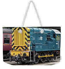Class 08 Shunter Weekender Tote Bag