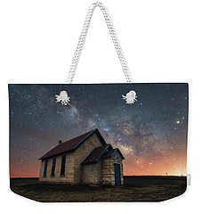 Weekender Tote Bag featuring the photograph Class Of 1886 by Darren White