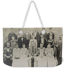 Class Of 1894  Weekender Tote Bag