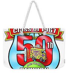 Class Of 67 Weekender Tote Bag by Scott Ross