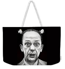 Classic Barney Fife Weekender Tote Bag by Fred Larucci