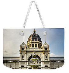 Weekender Tote Bag featuring the photograph Classic Buld by Perry Webster