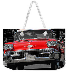 Classic Car Weekender Tote Bag