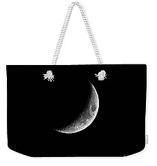 Classic Crescent Cropped Weekender Tote Bag