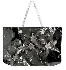 Classic Daylily Weekender Tote Bag