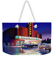 Classic Debut -  The Gaylynn Theatre Weekender Tote Bag