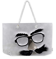 Classic Groucho Weekender Tote Bag