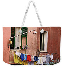 Classic Hand Washing  Weekender Tote Bag