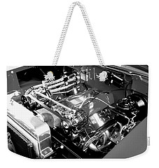 Classic Power Weekender Tote Bag
