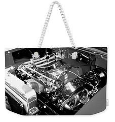 Classic Power Weekender Tote Bag