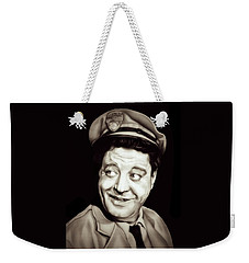 Classic Ralph Kramden Weekender Tote Bag by Fred Larucci