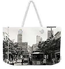 Classic San Francisco Weekender Tote Bag