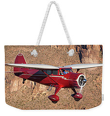 Classic Stinson Weekender Tote Bag