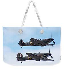 Classic War Bird  Weekender Tote Bag