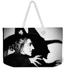 Classic Wicked Witch Of The West Weekender Tote Bag