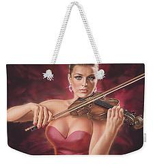 Classical Beauty Weekender Tote Bag
