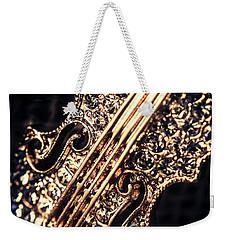 Classical Performing Art Weekender Tote Bag