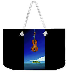 Classical Seascape Weekender Tote Bag