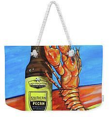 Claw Opener Weekender Tote Bag