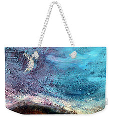 Clay Moon Weekender Tote Bag by Winsome Gunning