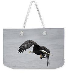 Clean Getaway Weekender Tote Bag