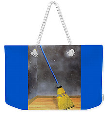 Cleaning Out The Universe Weekender Tote Bag