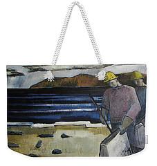 Cleanup Weekender Tote Bag