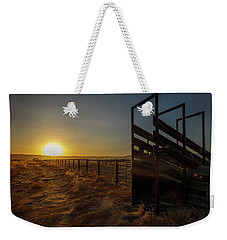 Clear Day Coming Weekender Tote Bag