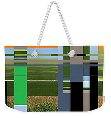 Clear Lake Weekender Tote Bag by Andrew Drozdowicz