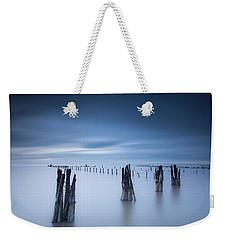Clear Void Weekender Tote Bag