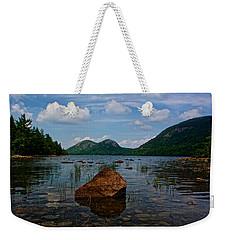 Clear Waters Weekender Tote Bag