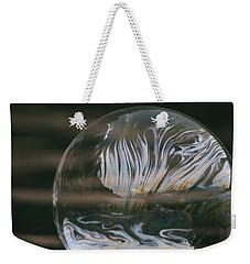 Clearing My Mind Weekender Tote Bag by Cathie Douglas