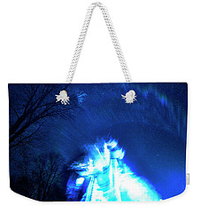 Clearing The Path To Ascend Weekender Tote Bag