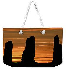 Clent Hills Sunset Weekender Tote Bag