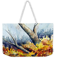 Cletus' Tree Weekender Tote Bag