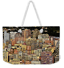 Cliff Dwellers Of Monte Carlo Weekender Tote Bag