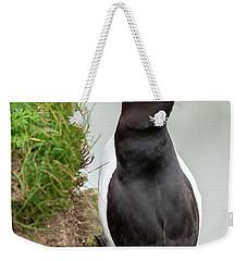 Cliff Edge 1 Weekender Tote Bag by Nigel Wooding