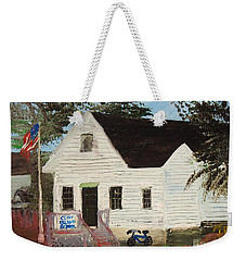 Cliff Island School Weekender Tote Bag