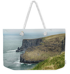 Weekender Tote Bag featuring the photograph Cliffs Of Moher 1 by Marie Leslie