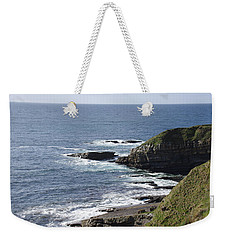 Cliffs Overlooking Donegal Bay II Weekender Tote Bag by Greg Graham