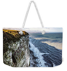 Cliffside View Weekender Tote Bag by Anthony Baatz