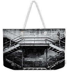Climb The Stairs Weekender Tote Bag